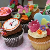 Cupcakes bakken in de klas